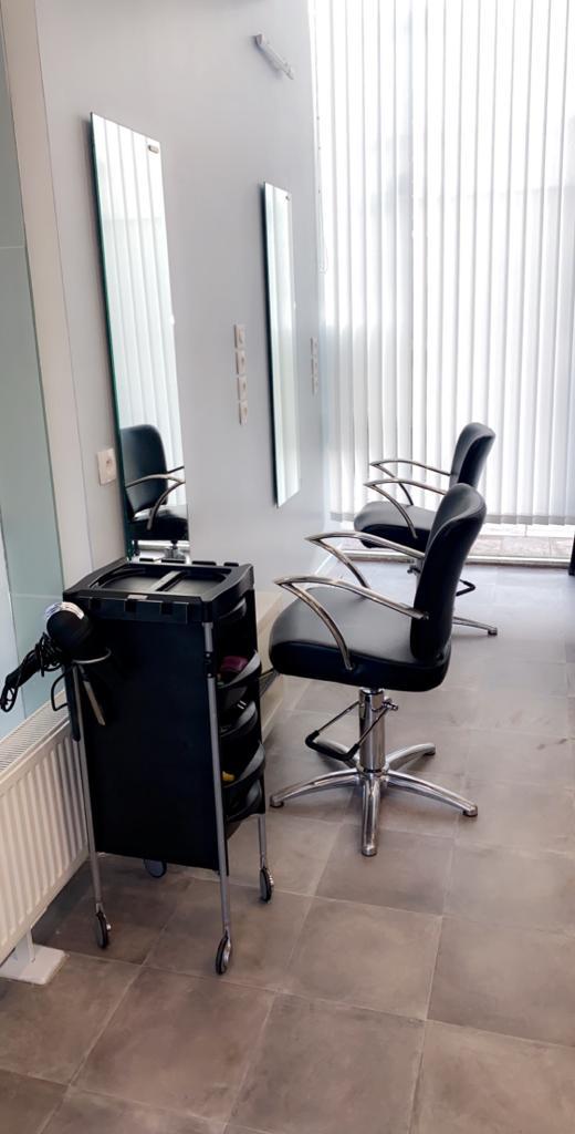 Photo Intérieur salon Dreadlockscenter